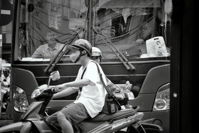 Vietnam Coolpix and V1 126_268BW