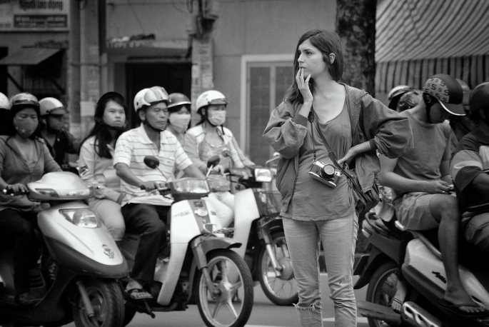 Vietnam Coolpix and V1 273_279BW